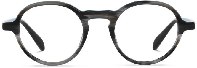 Battatura B40 - Donato - Black Marble Slate Glasses