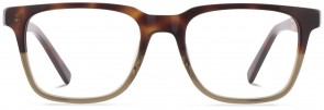 Jack & Francis FR37 - Connor - Tortoise Fades Moss Green Glasses