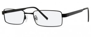 New Lenses ZP4424 C2 Black Glasses