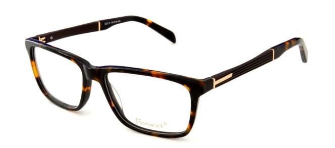 Ferucci Premium 189 C91 Havana Glasses