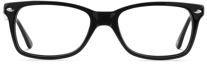 Jack & Francis FR95 - Adair - Jet-Black Glasses