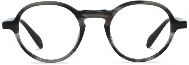 Battatura B40 - Donato - Black Marble Slate Glasses