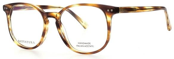 Battatura B58 - Angelo - Copper Havana Glasses