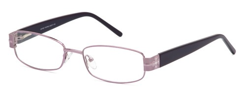 Carducci 7027 Pink Glasses