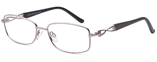 Carducci 7122 Pink Glasses