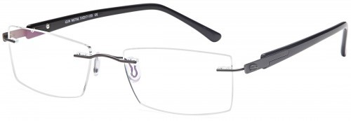 Emporium 7587 Rimless Glasses