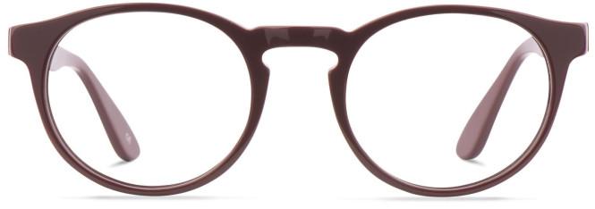 Jack & Francis FR53 - Mack - Burgundy Glasses
