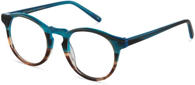 Jack & Francis FR60 - Barnett - Azure fades Havana Glasses