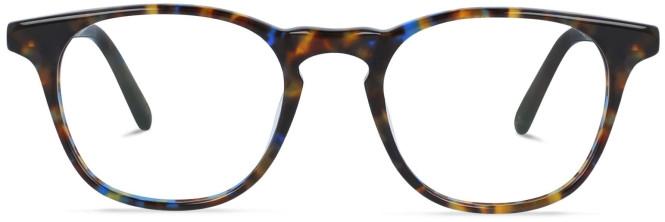Jack & Francis FR70 - Axton - Admiral Havana Glasses