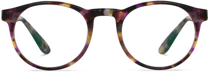 Jack & Francis FR74 - Jacky - Ibiza Star Tortoise Glasses