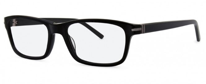 New Lenses Premium JN8001 C1 Black Glasses