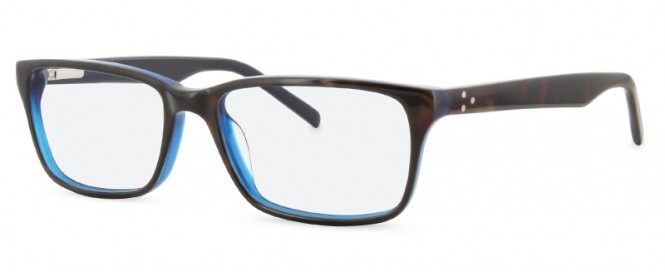 New Lenses Premium JN8008 C1 Tortoise/Blue Glasses