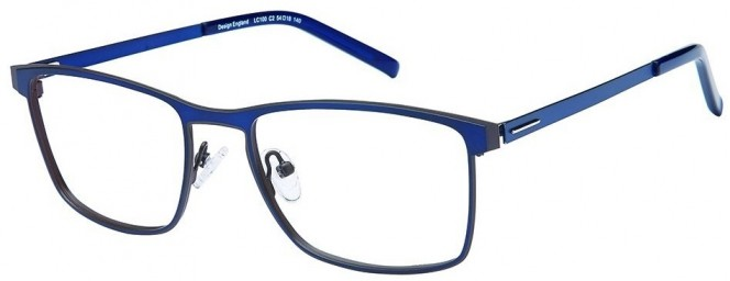 NewLenses Premium LC100 C2 Blue Glasses