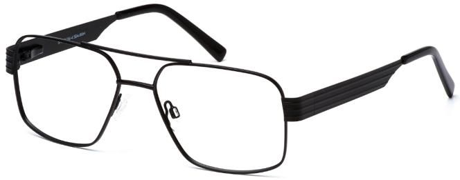 New Lenses Samson4 C2 Black Glasses.