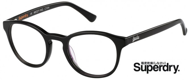 Superdry Chie 104 Black Glasses