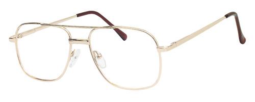Solo 010 Gold Glasses
