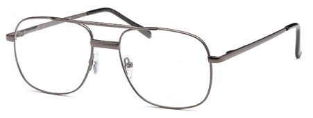 Solo 010 Gunmetal Glasses