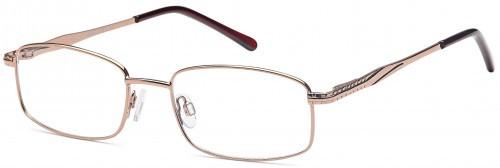 Solo 217 Brown Glasses
