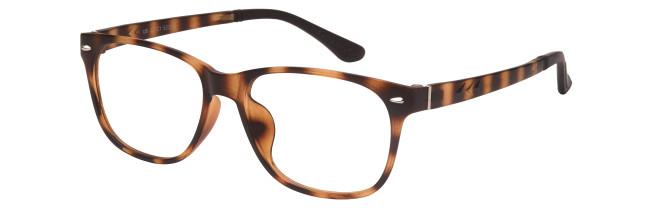 NewLenses Univo Base 22 C1 Tortoiseshell Glasses