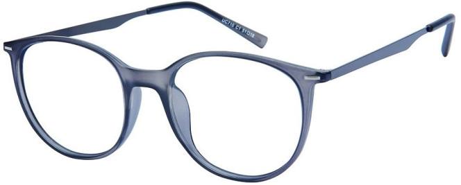 NewLenses Univo Core 710 C1 Clear Grey Glasses