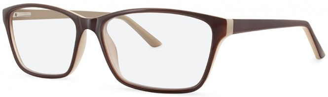 New Lenses ZP4027 C3 Brown/Taupe Glasses