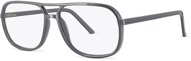 New Lenses ZP4073 C1 Grey Glasses