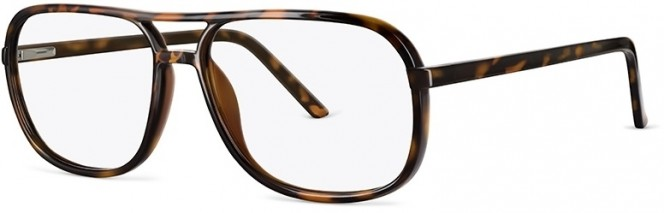New Lenses ZP4073 C2 Tortoise Glasses