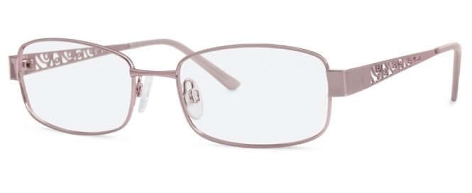 New Lenses ZP4409 C1 Pink Glasses.