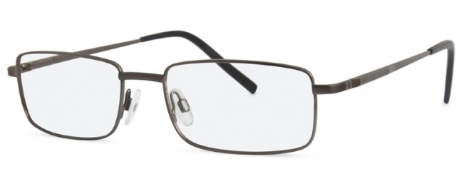 New Lenses ZP4425 C1 Gunmetal Glasses.