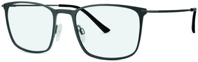 New Lenses Premium ZP4481 C1 Gunmetal Titanium Glasses