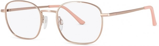 New Lenses ZP4488 C1 Pink Glasses