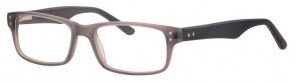 MM3 Premium 1340 C80 Matt Grey Glasses