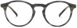 Battatura B153 - Napoli - Seashell Grey Glasses