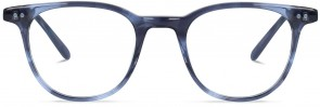 Battatura B55 - Ottavio - Crystal Smokey Purple Glasses