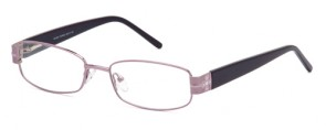 Carducci 7027 Purple Glasses