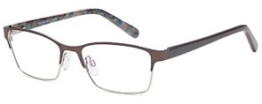 Brooklyn D50 Brown Glasses