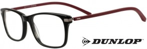 Dunlop D150-1 Black Glasses