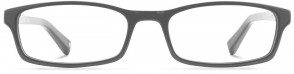 Jack & Francis FR25 Cameron - Raw Jet-Black Glasses