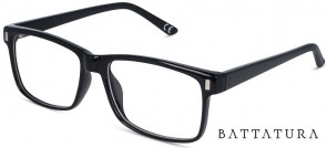 Battatura CP12 Calvin - Shiny Black Glasses
