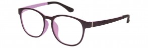 NewLenses Univo Base 23 C1 Plum Lilac Glasses
