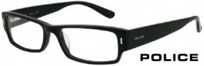 Police V1644 0700 Black Glasses