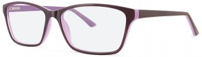 New Lenses ZP4027 C1 Burgundy/Lilac Glasses