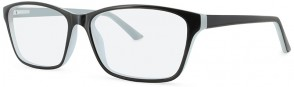 New Lenses ZP4027 C2 Black/Blue Glasses