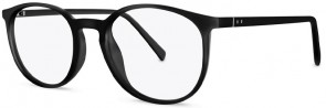 New Lenses Premium ZP4037 C3 Black Glasses