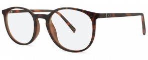 New Lenses Premium ZP4037 C1 Tortoiseshell Glasses