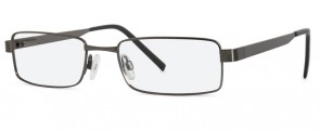 New Lenses ZP4424 C1 Gunmetal Glasses.