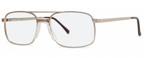 New Lenses ZP4450 C1 Gold Glasses