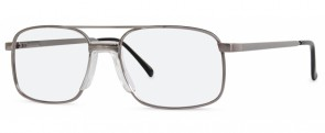 New Lenses ZP4450 C2 Gunmetal Glasses.