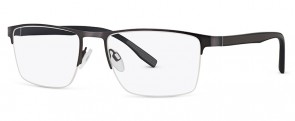 New Lenses ZP4493 C1 Black Glasses